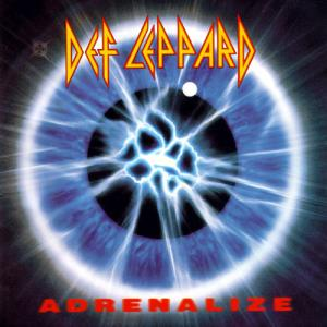 Def Leppard: Adrenalize - Cover