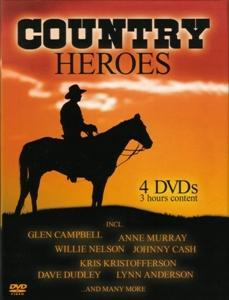 Country Heroes - Cover