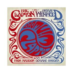 Eric Clapton & Steve Winwood: Live From Madison Square Garden - Cover