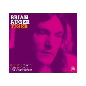 Cover - Brian Auger: Tiger