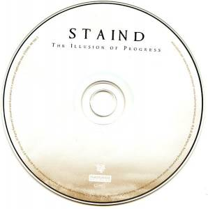 Staind: The Illusion Of Progress (CD) - Bild 3