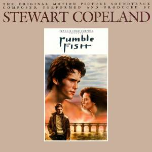 Cover - Stewart Copeland: Rumble Fish