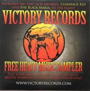 Flawless Victory: Free Heavy Music Sampler - Cover