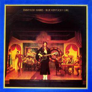 Emmylou Harris: Blue Kentucky Girl - Cover