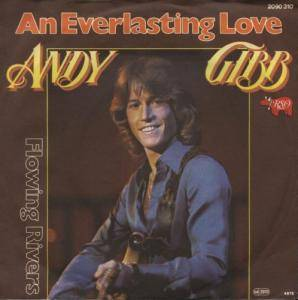 Cover - Andy Gibb: Everlasting Love, An
