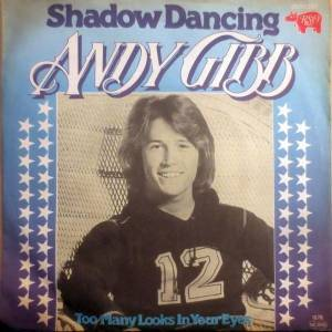 Cover - Andy Gibb: Shadow Dancing