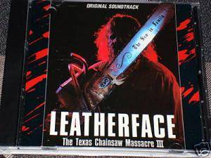 Leatherface - The Texas Chainsaw Massacre III - Cover