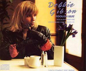 Debbie Gibson: Foolish Beat - Cover