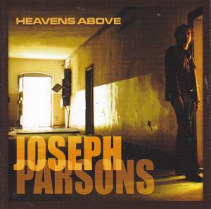 Cover - Joseph Parsons: Heavens Above