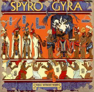 Cover - Spyro Gyra: Stories Without Words