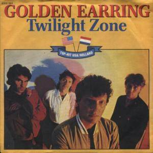 Golden Earring: Twilight Zone - Cover