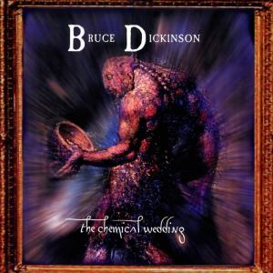 Bruce Dickinson: Chemical Wedding, The - Cover
