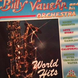 Billy Vaughn & His Orchestra: World Hits - Cover
