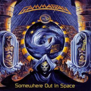 Gamma Ray: Somewhere Out In Space - Cover