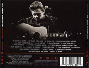 Johnny Cash: Ring Of Fire: The Legend Of Johnny Cash (CD) - Bild 2