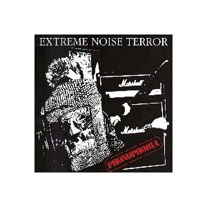 Extreme Noise Terror: Phonophobia - Cover