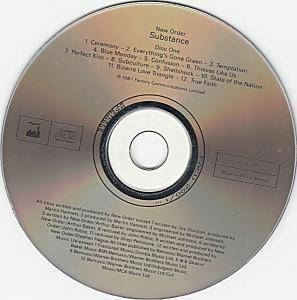 New Order: Substance 1987 (2-CD) - Bild 4