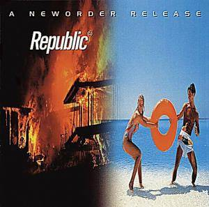 New Order: Republic - Cover