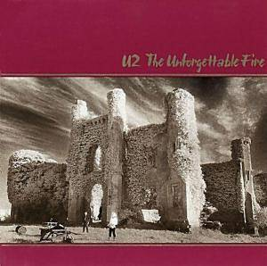 U2: Unforgettable Fire, The - Cover