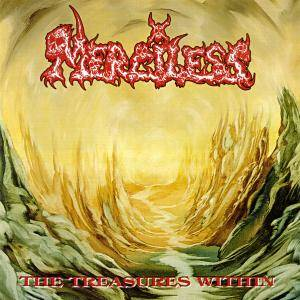 Merciless: Treasures Within, The - Cover