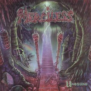 Merciless: Unbound - Cover