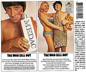 The Who: The Who Sell Out (CD) - Bild 2