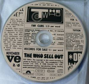 The Who: The Who Sell Out (CD) - Bild 5