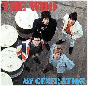 The Who: My Generation - Cover