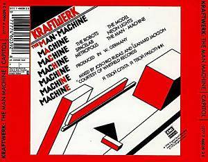 Kraftwerk: The Man-Machine (CD) - Bild 3