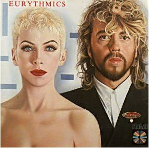 Eurythmics: Revenge - Cover