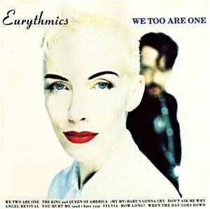 Eurythmics: We Too Are One - Cover