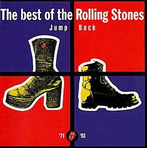 The Rolling Stones: Jump Back - The Best Of The Rolling Stones - Cover