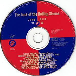 The Rolling Stones: Jump Back - The Best Of The Rolling Stones (CD) - Bild 3