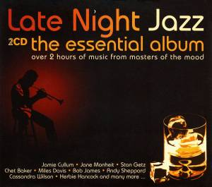 Cover - Russell Malone: Late Night Jazz - The Essential Album
