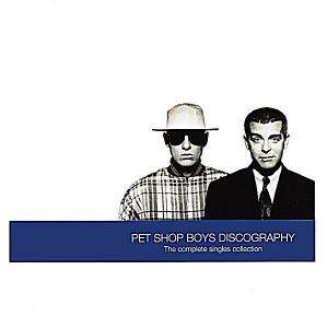 Pet Shop Boys: Discography (CD) - Bild 1
