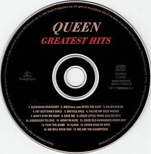Queen: Greatest Hits (CD) - Bild 3