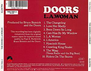 The Doors: L.A. Woman (CD) - Bild 2