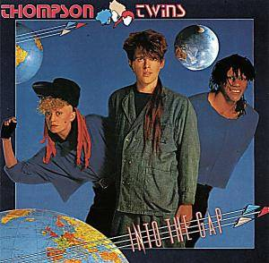 Thompson Twins: Into The Gap - Cover