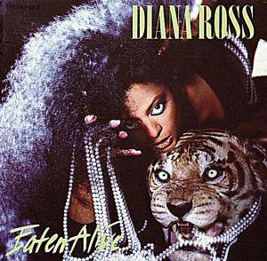 Diana Ross: Eaten Alive - Cover