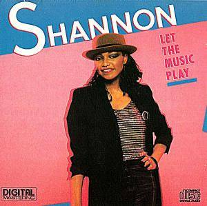 Cover - Shannon: Let The Music Play