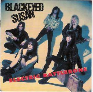 Blackeyed Susan: Electric Rattlebone - Cover
