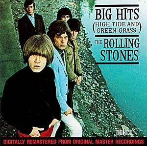 The Rolling Stones: Big Hits (High Tide And Green Grass) - Cover