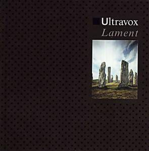 Ultravox: Lament - Cover