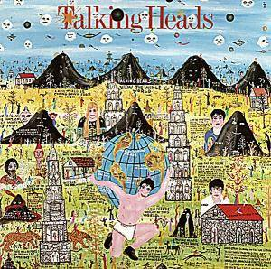 Talking Heads: Little Creatures - Cover