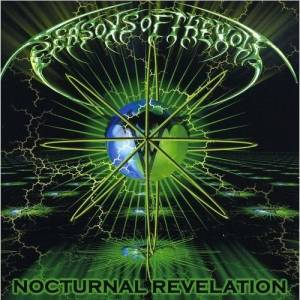 Seasons Of The Wolf: Nocturnal Revelation - Cover
