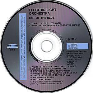 Electric Light Orchestra: Out Of The Blue (CD) - Bild 10