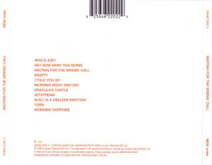 New Order: Waiting For The Sirens' Call (CD) - Bild 3