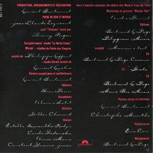 Mylène Farmer: Cendres De Lune (CD) - Bild 4