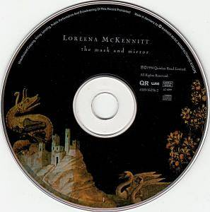 Loreena McKennitt: The Mask And Mirror (CD) - Bild 3