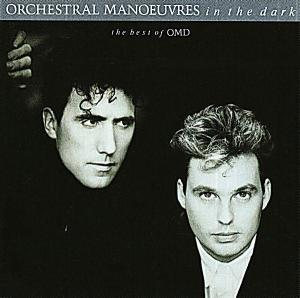 Orchestral Manoeuvres In The Dark: Best Of OMD, The - Cover